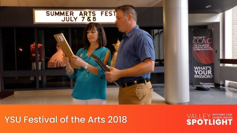 YSU Festival of the Arts 2018