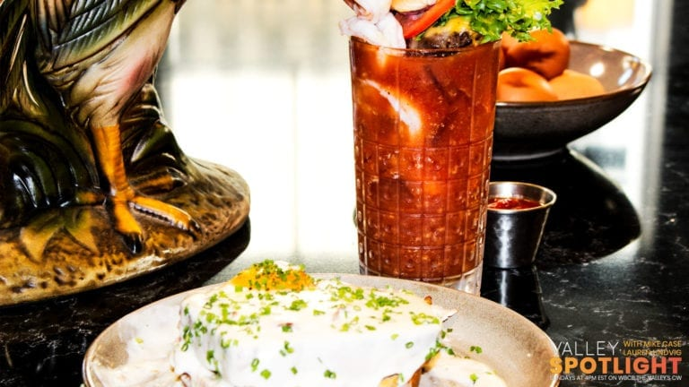 Croque Madame & Bloody Mary