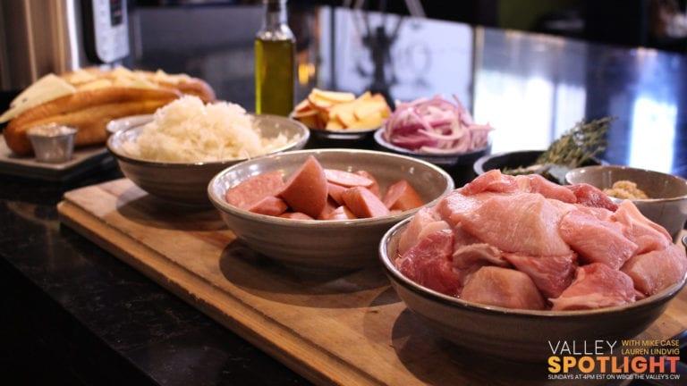 Test Kitchen - New Year's Pork