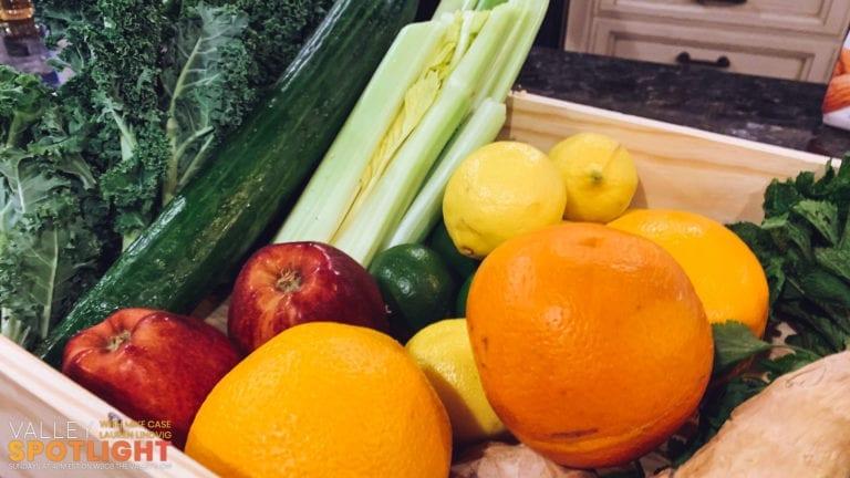 The Test Kitchen - Healthy Drinks