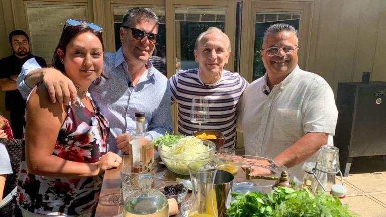 Sicilian Feast | The Test Kitchen with Pesto