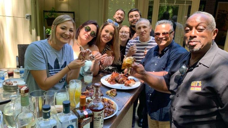 BBQ'n with Guy Hughes | Pesto's Test Kitchen