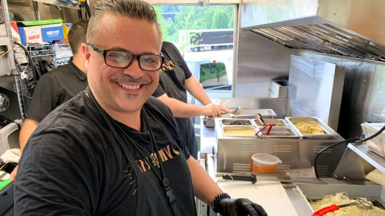 Wahaka Food Truck | The Test Kitchen with Pesto