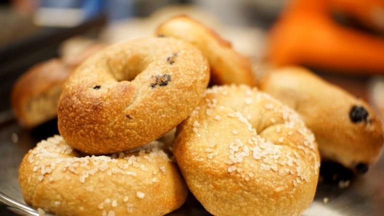 Maverick & Walker Bagels |The Test Kitchen with Pesto