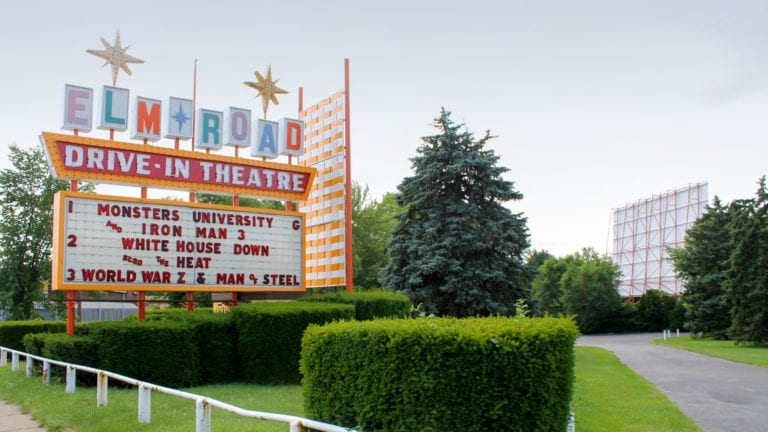 Drive-In Theaters in the Valley | In The Spotlight