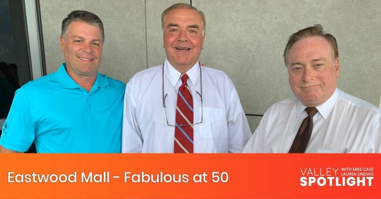 Tony Cafaro - Eastwood Mall - Fabulous at 50 | In The Spotlight