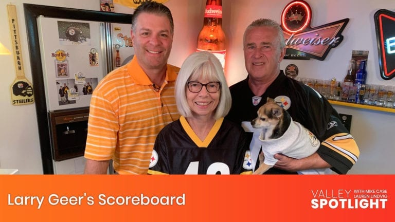 Larry Geer's Scoreboard | In The Spotlight