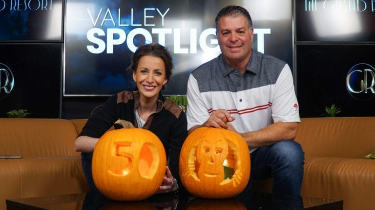 Halloween Pumpkin Carving | In The Spotlight