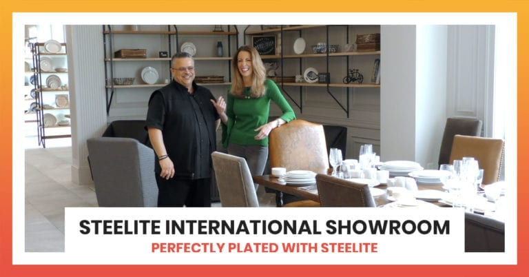 Steelite International Showroom | Perfectly Plated with Steelite