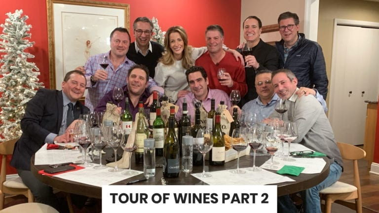 Tour of Wines Part 2 | The Test Kitchen with Pesto