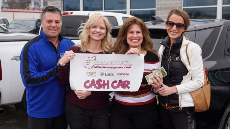 Cash Car #19 - Deb & Ellen | Sweeney Cash Car