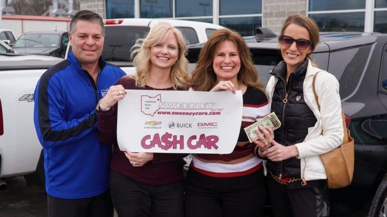 Cash Car #19 - Deb & Ellen | Sweeney Cash Car