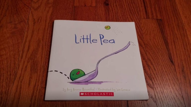 Little Pea by Amy Krouse Rosenthal | Clark's Cozy Corner