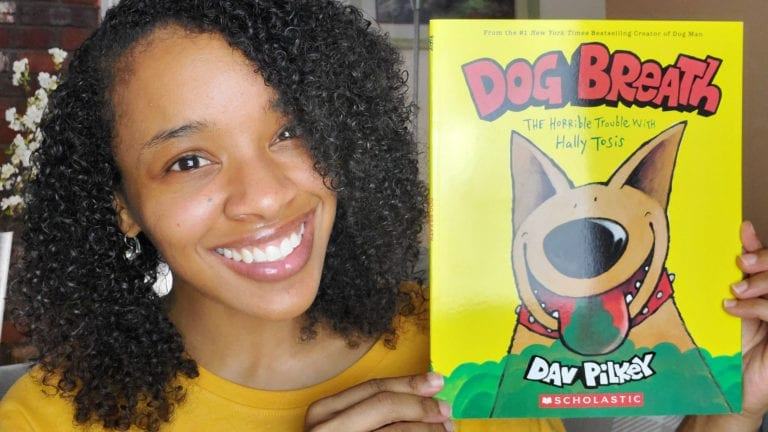 Dog Breath by Dav Pilkey | Clark's Cozy Corner