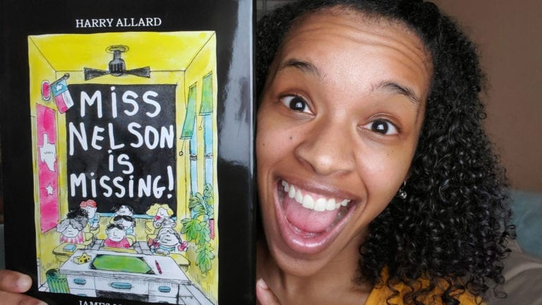 Miss Nelson Is Missing | Clark's Cozy Corner