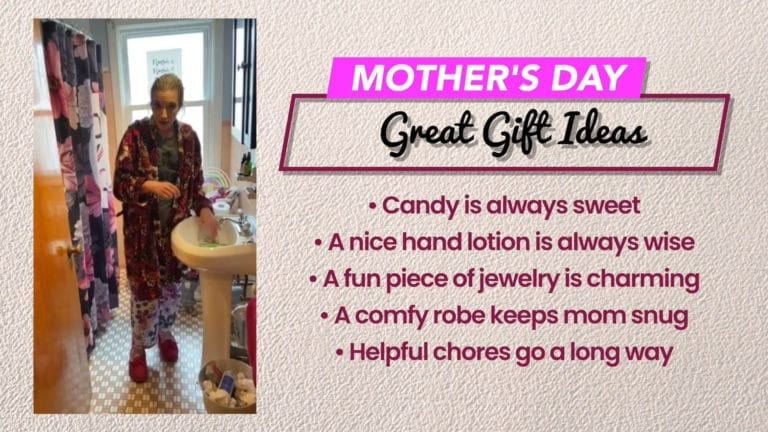 Mother's Day Gift Ideas | Sarah's Helpful Hints & Hacks