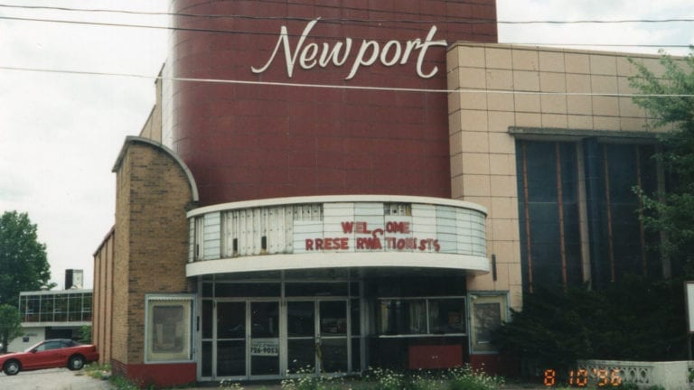 The Newport Theatre | In The Spotlight