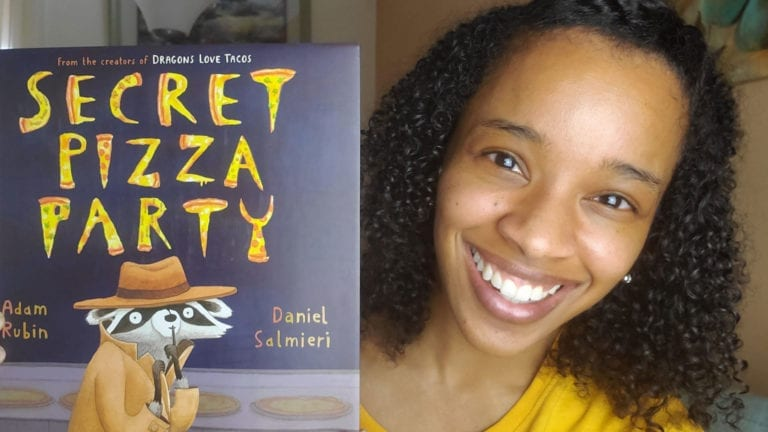 Secret Pizza Party by Adam Rubin and Daniel Salmieri | Clark's Cozy Corner