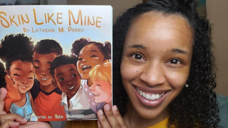 Skin Like Mine by Latashia M. Perry | Clark's Cozy Corner