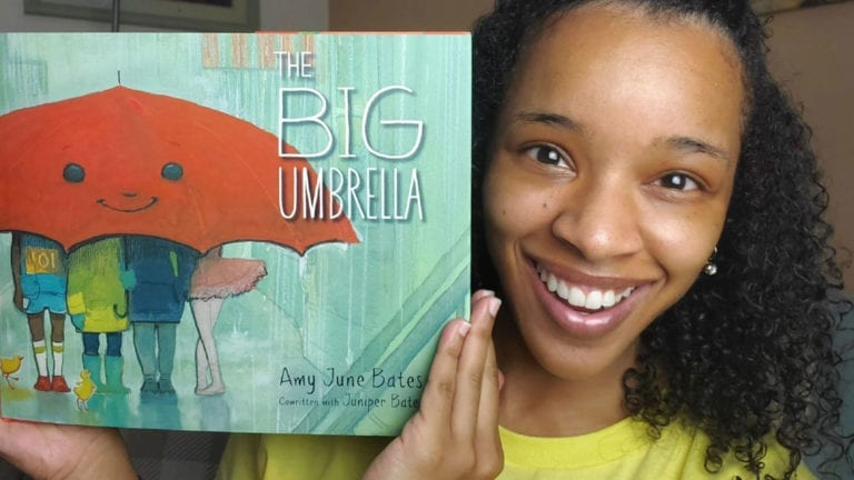 The Big Umbrella | Clark's Cozy Corner