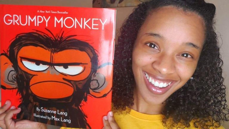 Grumpy Monkey | Clark's Cozy Corner
