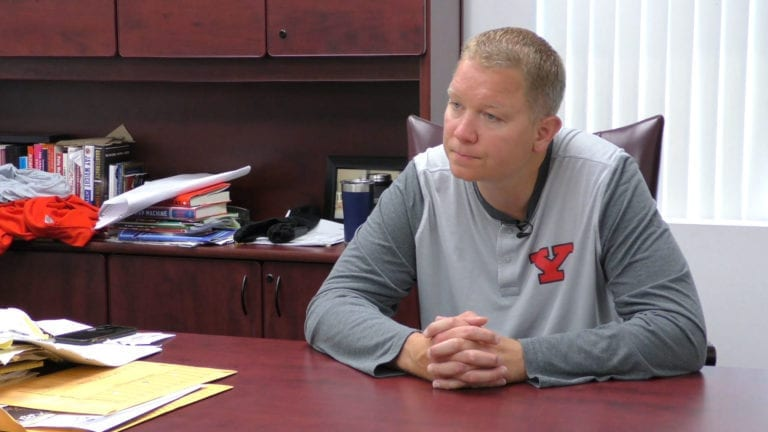 YSU's Coach Calhoun | In The Spotlight