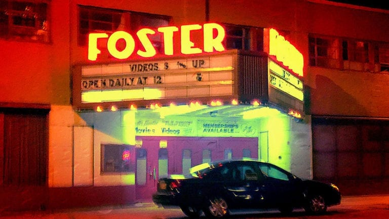 The Foster Theatre | In The Spotlight