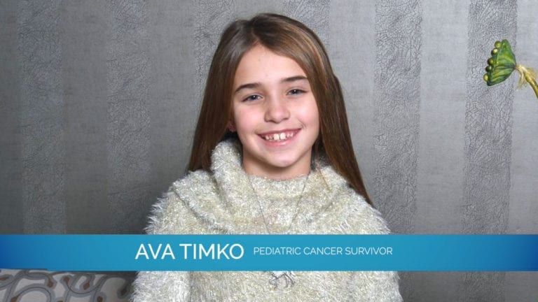 Pediatric Survivor: Ava Timko | 2020 ACS Cattle Baron's Ball on Valley Spotlight