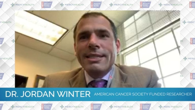 American Cancer Society - Dr. Jordan Winter | 2020 ACS Cattle Baron's Ball on Valley Spotlight