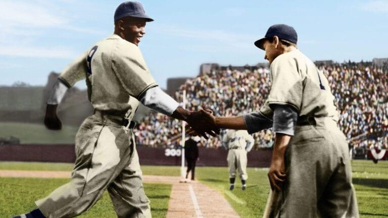Handshake for The Century | In The Spotlight