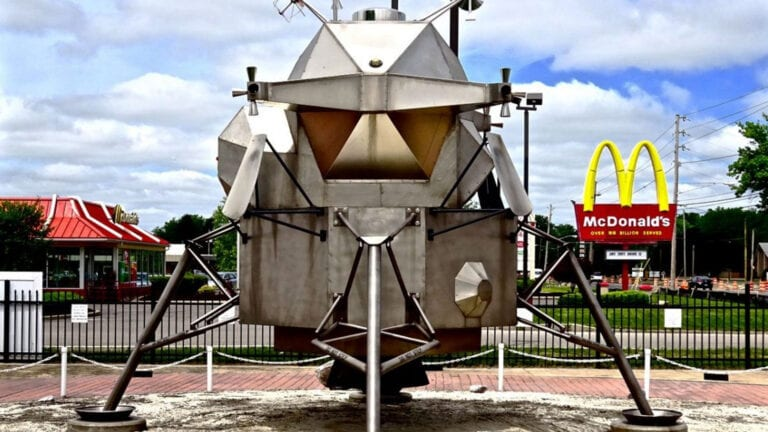 NASA Lunar Module | In The Spotlight