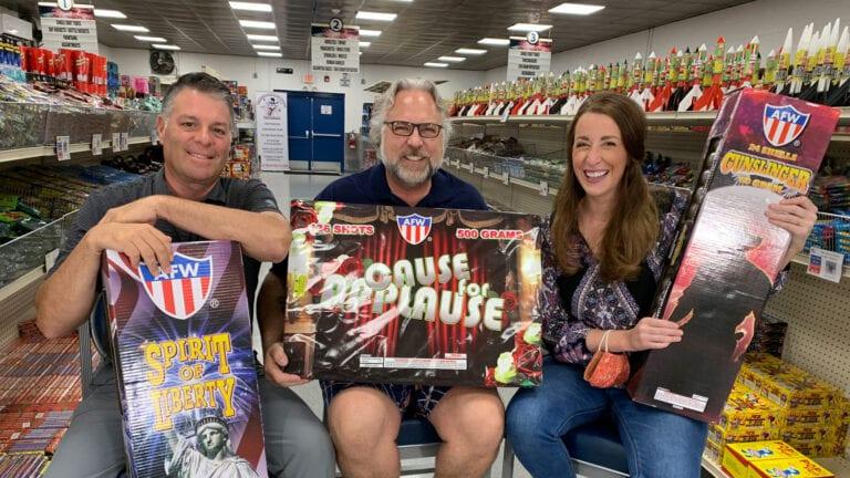 Wholesale Fireworks | In The Spotlight