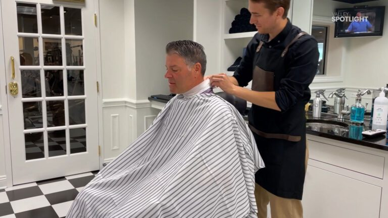 The Grand Resort's New Barber Shop | In The Spotlight