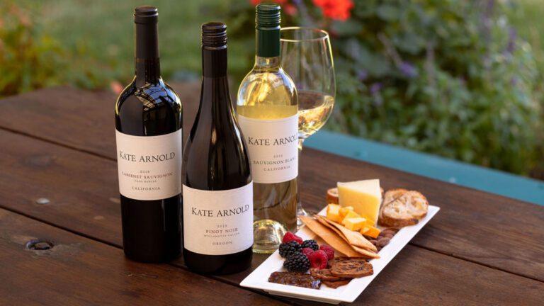 Kate Arnold Wine | In The Spotlight
