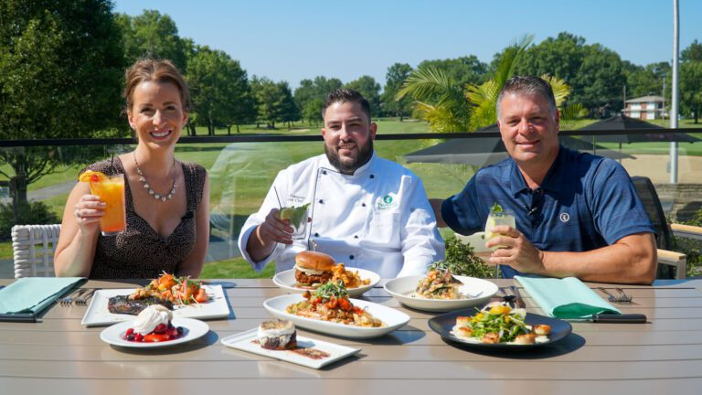 Trumbull Country Club | Perfectly Plated with Steelite
